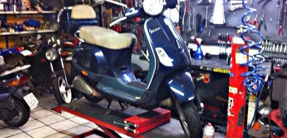 Talleres de motos en Donostia para la reparación de averías