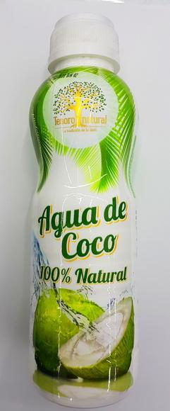 Agua de coco Tesoro Natural: PRODUCTOS de La Cabaña 5 continentes