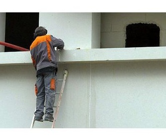 Pavimentos continuos de resina: Servicios de Cuatro Paredes