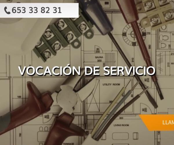 Averías eléctricas en Zaragoza | Instalaciones Sergio Lara Narvión