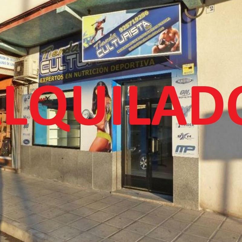 Local en alquiler Avd Barber esq,(Hospital de Toledo): Inmuebles de Inmobiliaria La Montañesa