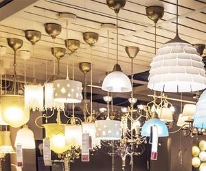 Multitud de variedad en lámparas