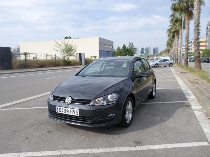 VOLKSWAGEN GOLF TDI 2014 150 CV DSG 14900 €uros: Servicios de reparación  de Automóviles y Talleres Dorado