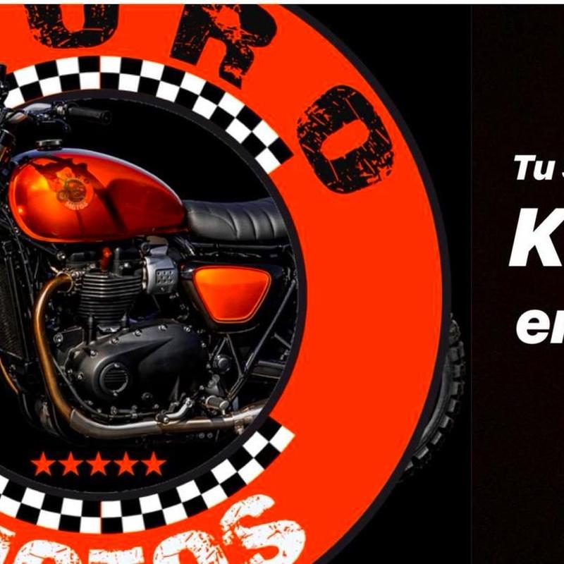 Servicio Oficial KYMCO: Servicios de Motos Iluro