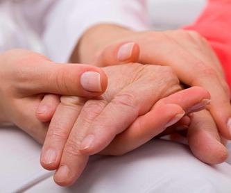 Enfermedades reumáticas: Servicios de fisioterapia de Centro Delos