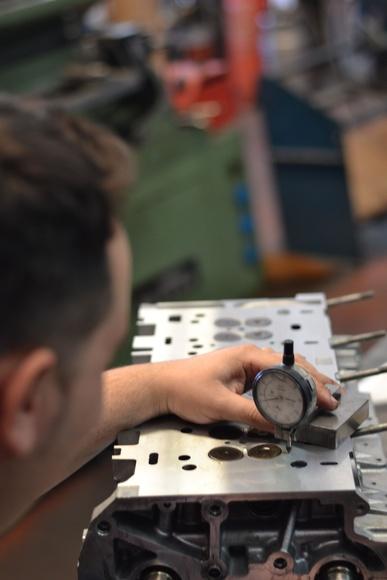 Reparación de culatas: Servicios de Turbo Inyección Corega