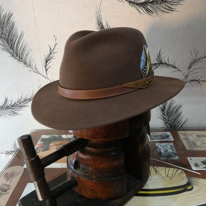 Sombrero Crushable Stetson:  de Sombrerería Citysport