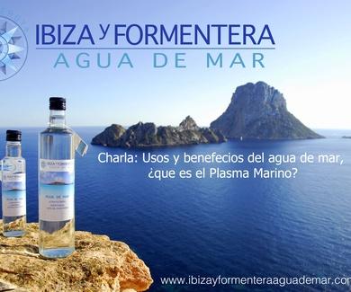 Conferencia EL AGUA DE MAR - ¿Qué es el plasma marino? (Gratuito)