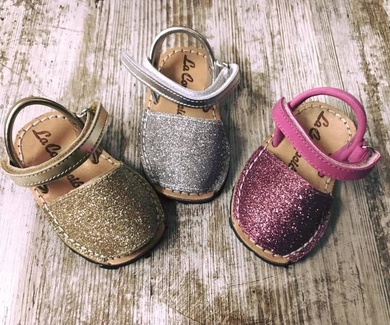 Alpargatas para bebes