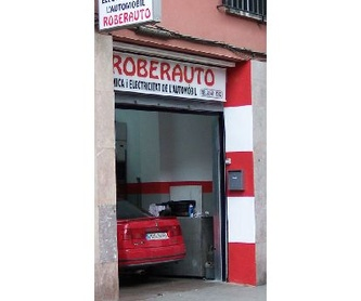 Exterior : Servicios de Tallers Roberauto