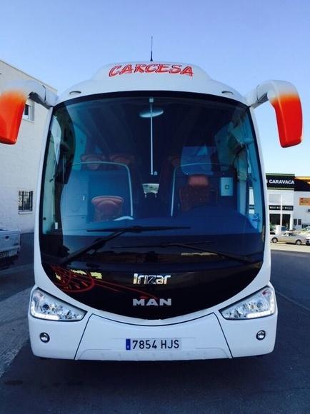 Transporte escolar: Servicios de Autocares Carcesa