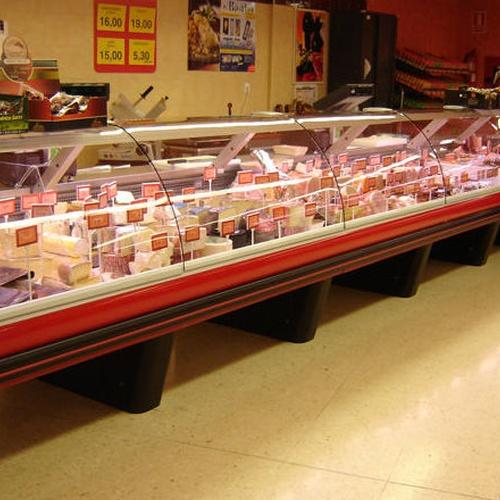 Instalaciones de frío para supermercados y empresas de alimentación