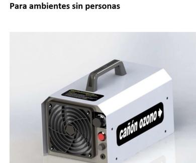 Instalación de Equipos de Ozono en Canarias