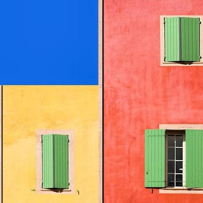 Consejos para elegir el color de la fachada