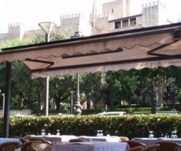 Restaurante cerca de la Catedral Mallorca
