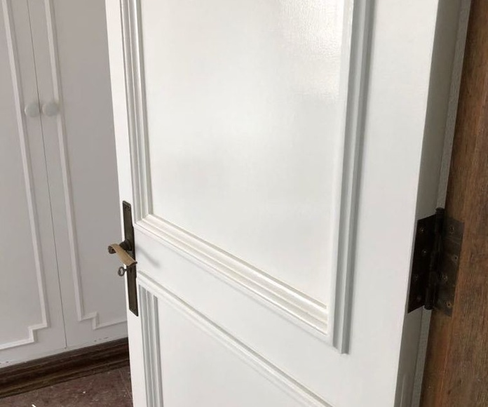 Cambio de puertas y ventanas: Servicios de Servicios Escudero