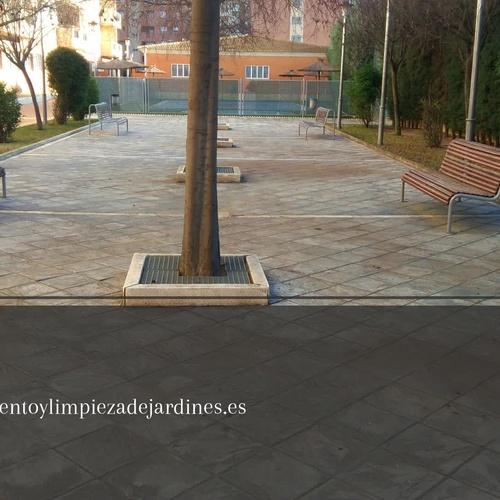 Mantenimiento de jardines en Badajoz | Fran Salguero