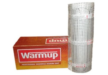Warmup suelo radiante eléctrico manta PVC