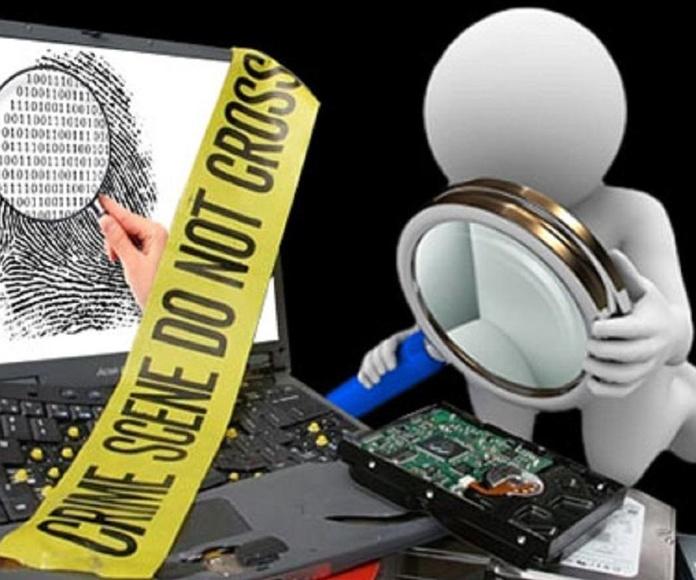 Peritaje informático e informe forense en Caceres