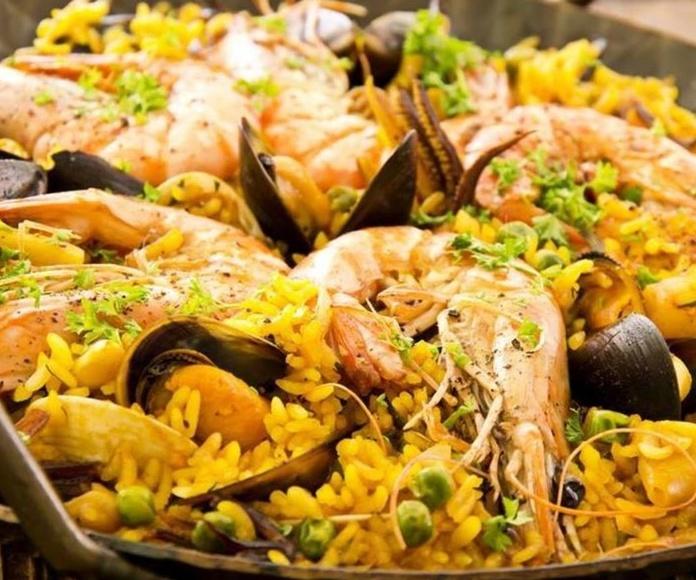 Un menú distinto todos los días: Menú y Carta de La Cofradía de Taliarte