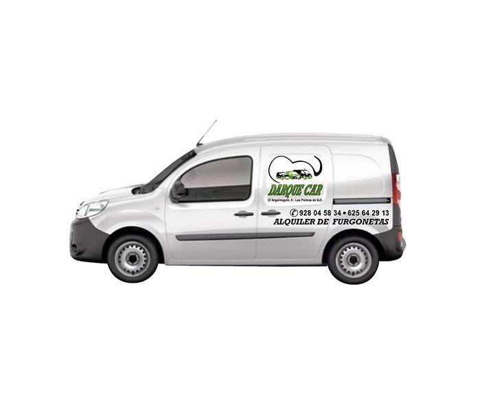 Furgoneta pequeña: Vehículos y tarifas de Darque Car
