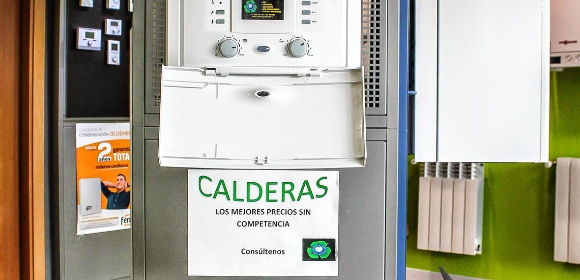 Instalación de calderas de primeras marcas en Coslada