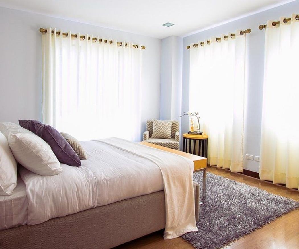 El sitio ideal para colocar la cama