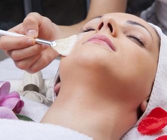 Tratamientos vello facial: Servicios de Estética Sara González