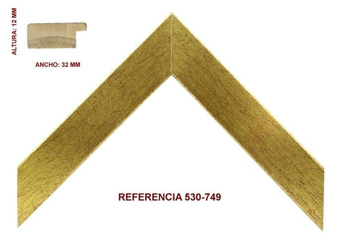 REF 530-749: Muestrario de Moldusevilla