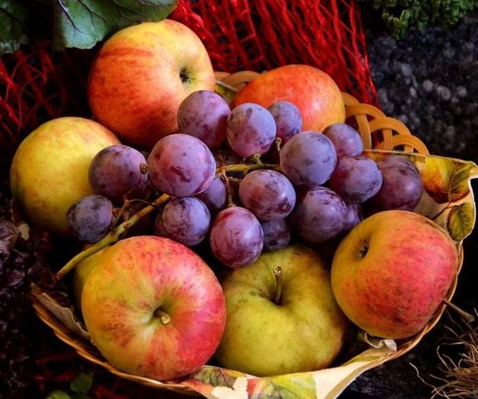 Cestas de frutas y verduras por encargo: Productos de Frutas Pablos