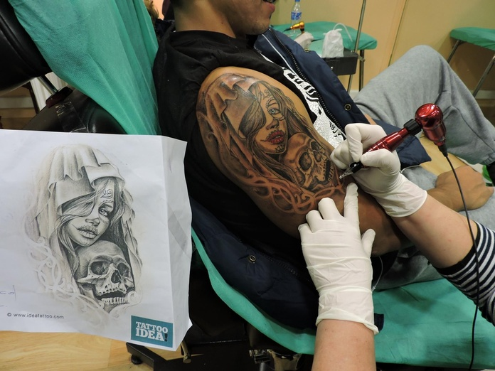 Cursos de Tatuaje Profesional: Cursos de Tatuaje de Mara Tattoo