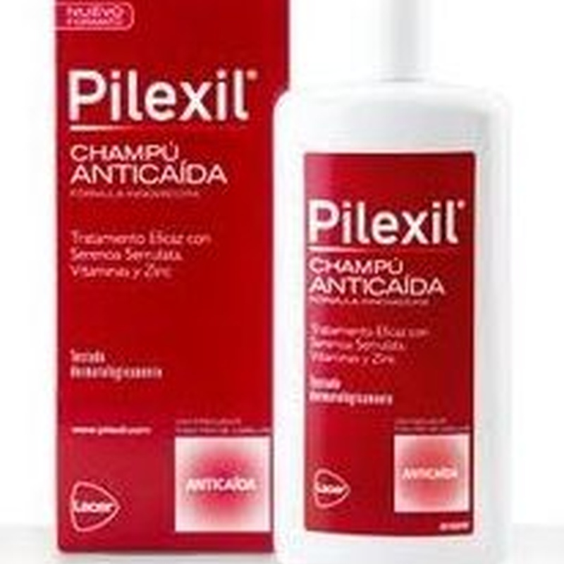 Pilexil champu anticaida: Catálogo de Farmacia Las Cuevas-Mª Carmen Leyes
