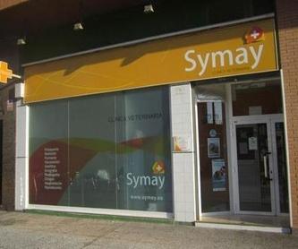 Manejo diario: Servicios de Clínica Veterinaria Symay