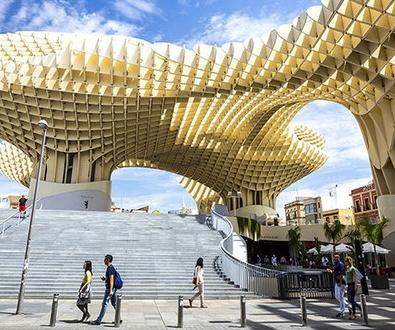 Abierta la inscripción para la jornada de rehabilitación de Sevilla que se celebra en Fidas