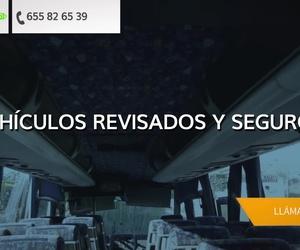 Alquiler microbus precio en Málaga | Autobuses Berrocal
