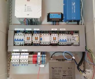 Instalaciones de autoconsumo: Servicios de Fimara Solar
