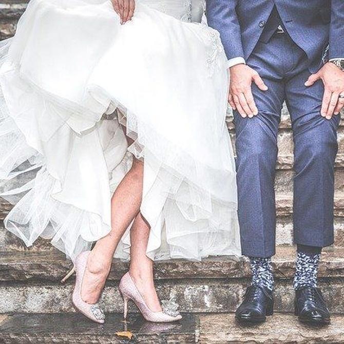 ¿Se ha manchado tu vestido de novia? Entonces, presta atención a esto