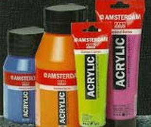 Acrílicos Amsterdam