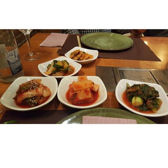Cocina coreana: Productos y servicios de Restaurante Haninjung