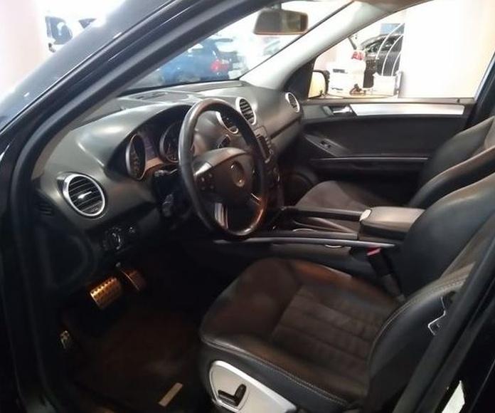 MERCEDES-BENZ ML 320CDI SPORT: Compra venta de coches de CODIGOCAR