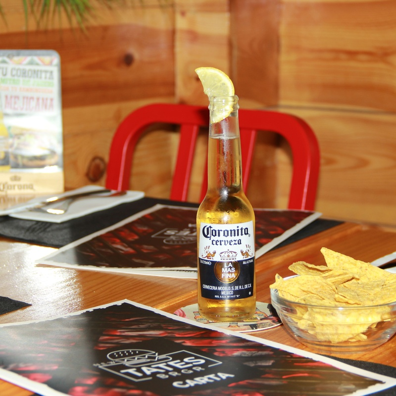 Bebidas: Nuestra carta de New Tates BRGR