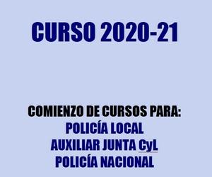 ENERO 2021: COMIENZO DE NUEVOS CURSOS.  MEDIDAS DE HIGIENE, SEGURIDAD Y CONTROL.