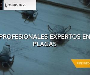 Control de legionella en Alicante