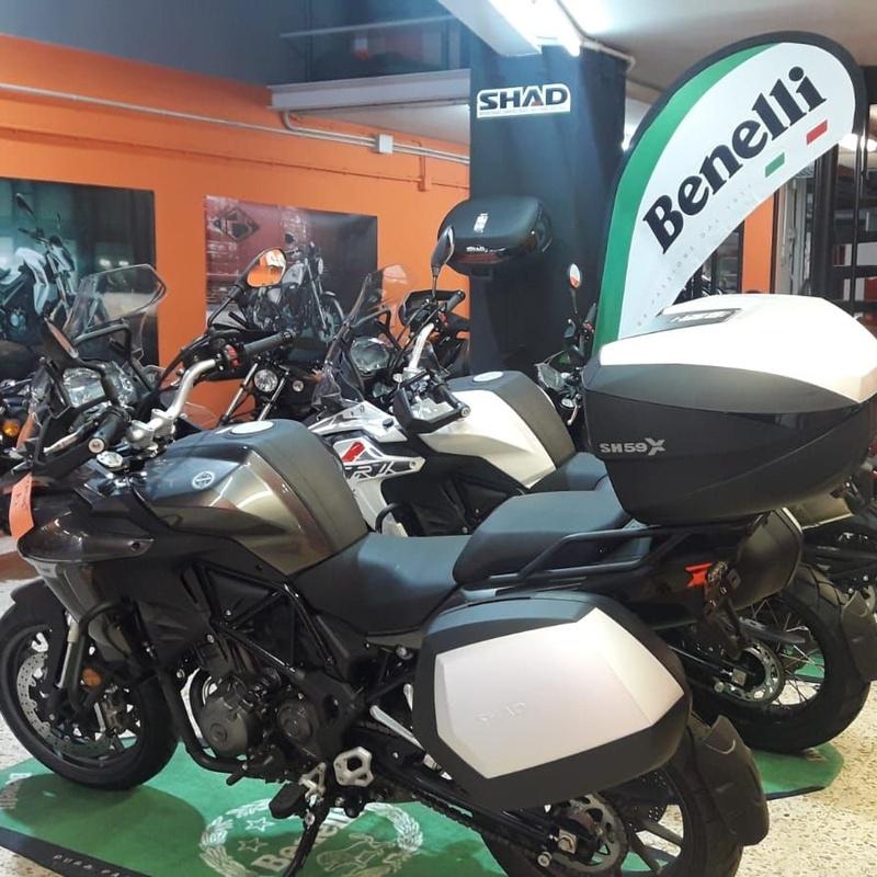 Benelli: Motos de Moto Sport Lleida
