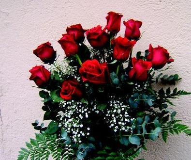 Envío de rosas a domicilio en Madrid