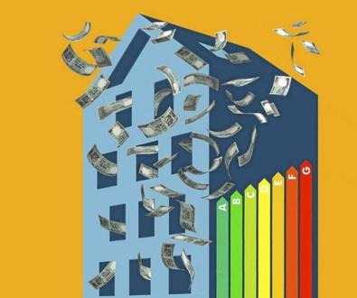Ahorra hasta un 86% de energía con una vivienda eficiente.