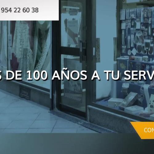 Venta de tejidos en Sevilla | Almacenes Velascos Herederos José Abad