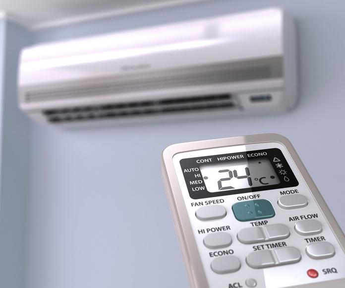 Aire acondicionado y climatización: Servicios de Choclimas Clima y Más