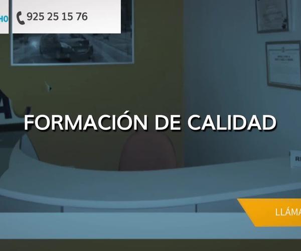 Autoescuela barata en Toledo | Autoescuela Camacho