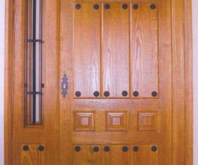 Puerta castellana MT 24